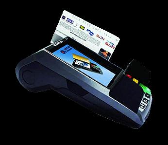 מסופים לסליקת כרטיסי אשראי