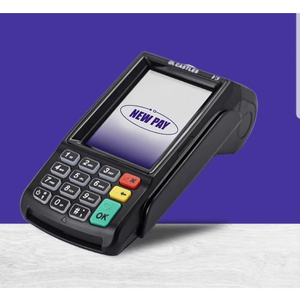 מסוף אשראי נייד VEGA 3000